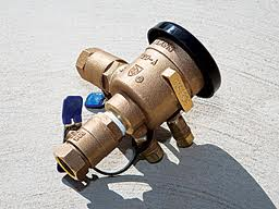 backflow_valve_ installation