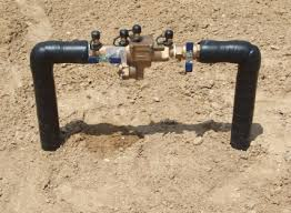 Backflow prventer testing