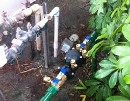 Backflow prventer testing company