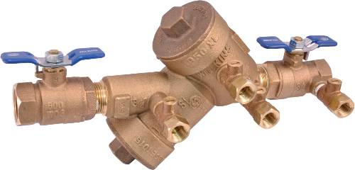 Backflow Preventer Valve